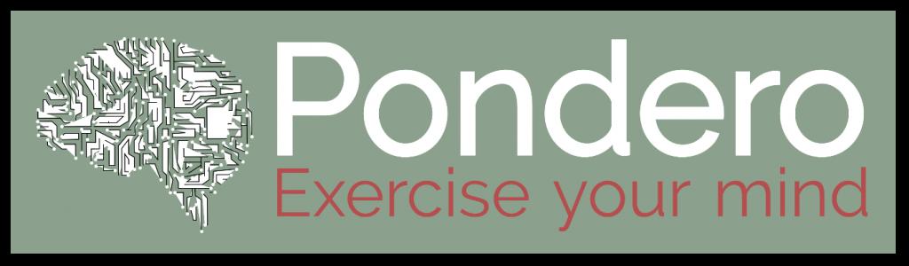Pondero Logo